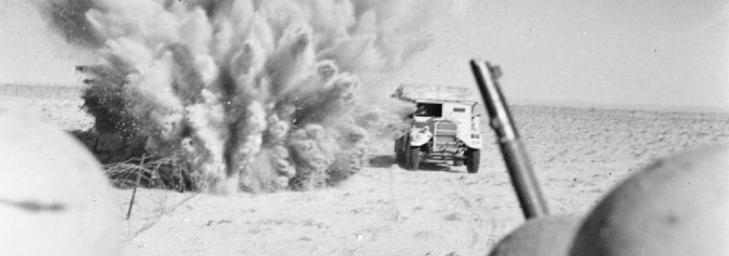 El Alamein mine 1943