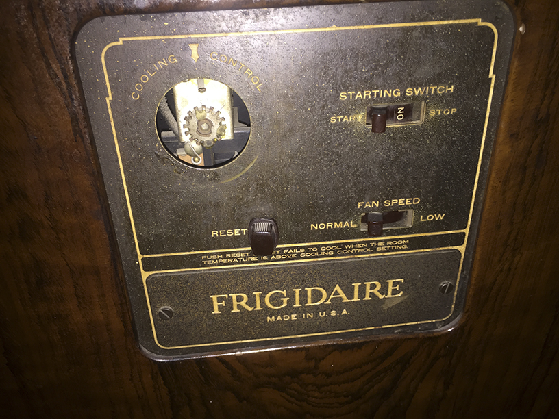 war rooms frigidaire small
