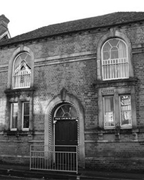 goring free church hall bw small