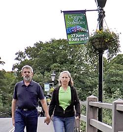 goring bob gail on bridge small