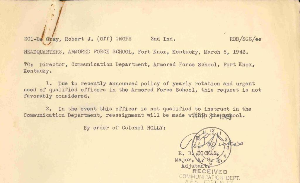 19430308 second endorsement negative detail
